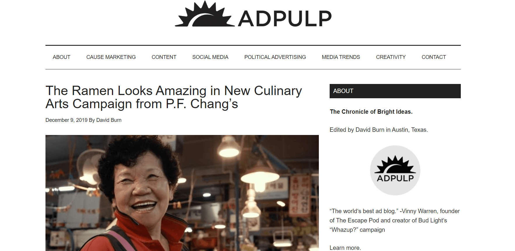 AdPulp digital advertising blog