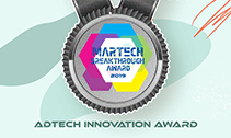 Epom White-Label DSP Wins 2019 AdTech Innovation Award