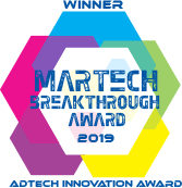 Martech Breakthrough Award 2019